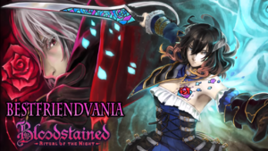 Bloodstained Demo Title