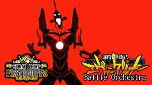 FNF Evangelion Title