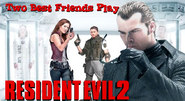 RE2 Title Card 2