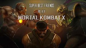 Mortal Kombat X Title