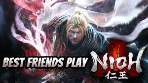 Nioh Demo Title