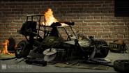 Dead Rising 3 Zombie Destroyer