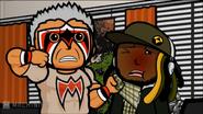 WWE2K14 Ultimate Warrior