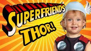 Superfriends Thor