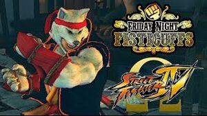 Street Fighter 4 Omega Mode Thumb