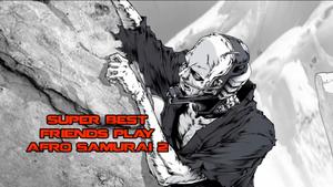 Afro Samurai Title