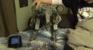 Metal Gear REX Jeager