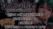 Darkstalkers Morrigan 4 Life