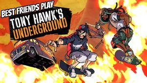 Tony Hawk Underground Title