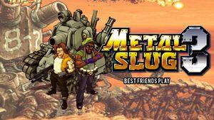 Metal Slug 3 Thumb
