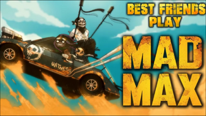 Mad Max Title