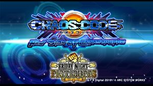 Chaos Code FNF
