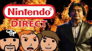 January Nintendo Direct Title