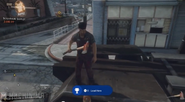 Dead Rising 3 Fire Axe Local Hero