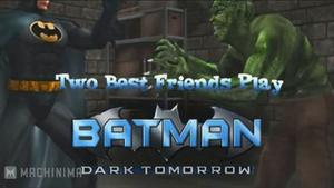 Batmandarktomorrow