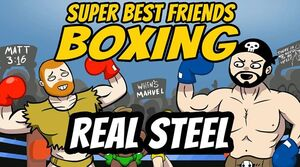 Real Steel Title