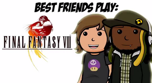 Final Fantasy 8 Title Card