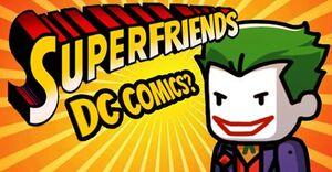 Superfriends Scribblenauts