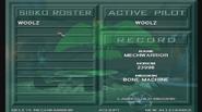 Mechwarrior 2 Woolz Pilot Record