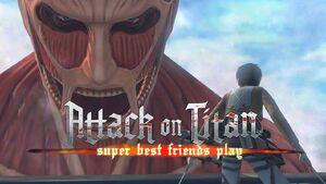 Attack on Titan Title