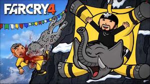 Far Cry 4 Title