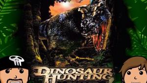 Dinosaur Hunting Title