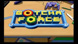 Gotcha Force Title