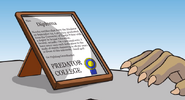 Predator College Diploma