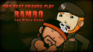 Rambo Mystery Title