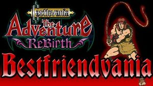 Bestfriendvania Castlevania The Adventure Rebirth