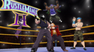 Rustlemania 2 SuperBrawl Saturday III by TheGeckoNinja