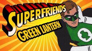 Superfriends Green Lantern
