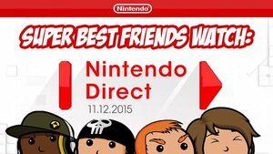 Nov 2015 Nintendo Direct Title
