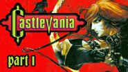 Castlevania NES Part 1