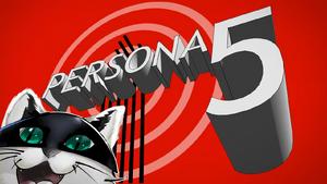 Persona 5 Title