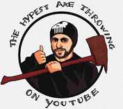 Fan Art The Hypest Axe Throws on Youtube marmod