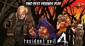 Resident Evil 4 HD Title