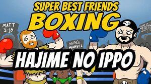 Hajime No Ippo Title