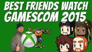 Gamescom Microsoft 2015
