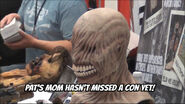 Montreal Comic Con 14 Pat's Mom