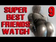 Metal Gear Solid 4 Title Card Alternate