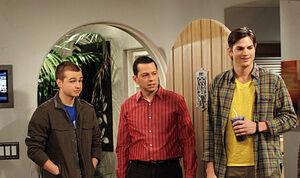 Walden, Alan and Jake