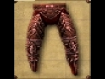 Leg Armour Mercenary's Leather Trousers