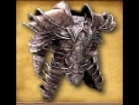 "Body Armour ""The Fire"" Plate Dragon Hauberk"