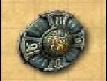 Shield Round Army Buckler