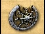 """Shield """"All's Quiet"""" Round"""