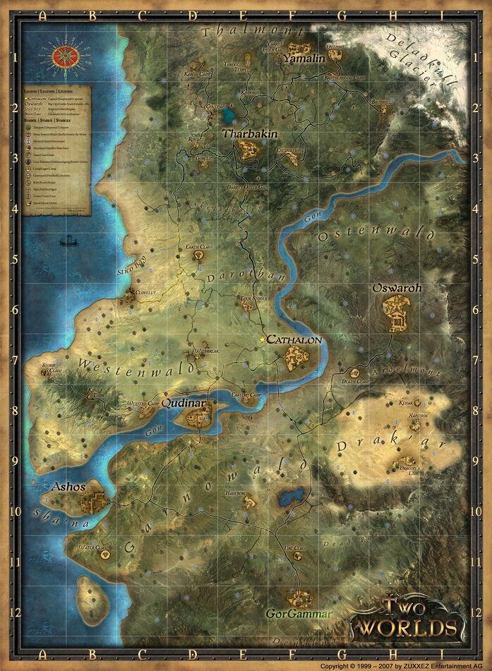 Map full