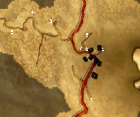 Covengor Map