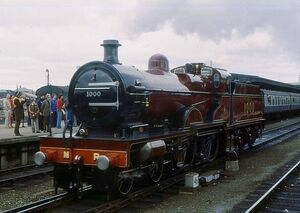 Midland Railway Derby Compound