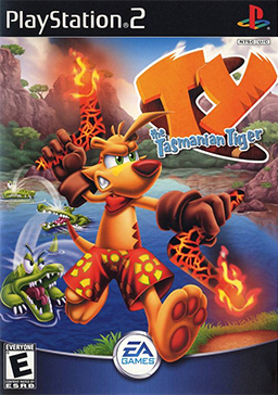 File:Ty the Tasmanian Tiger Coverart.jpg